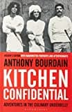 Kitchen Confidential by Bourdain cover