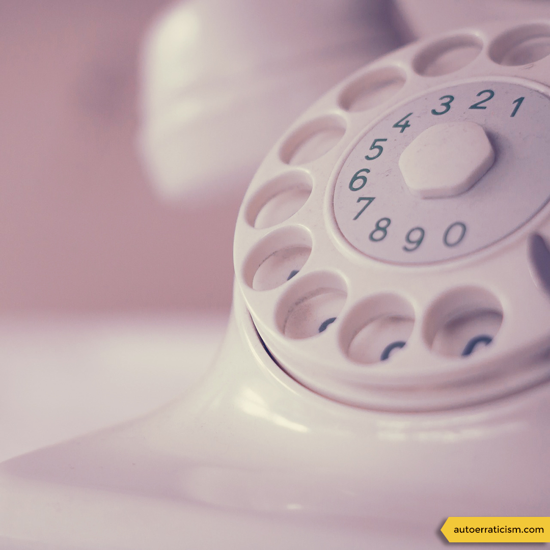 Caller Unknown (Flash Fiction)
