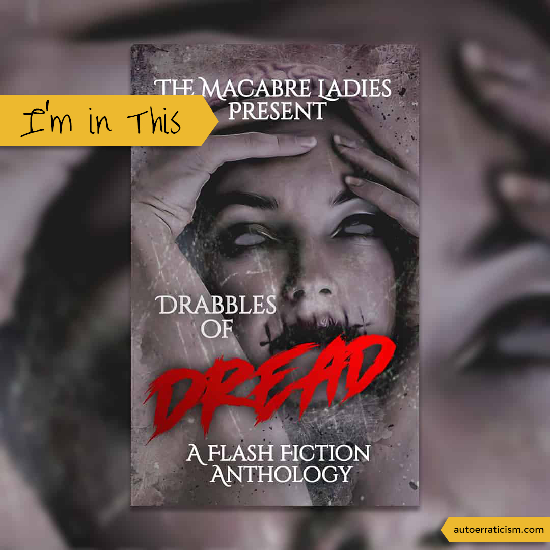 Drabbles of Dread anthology cover