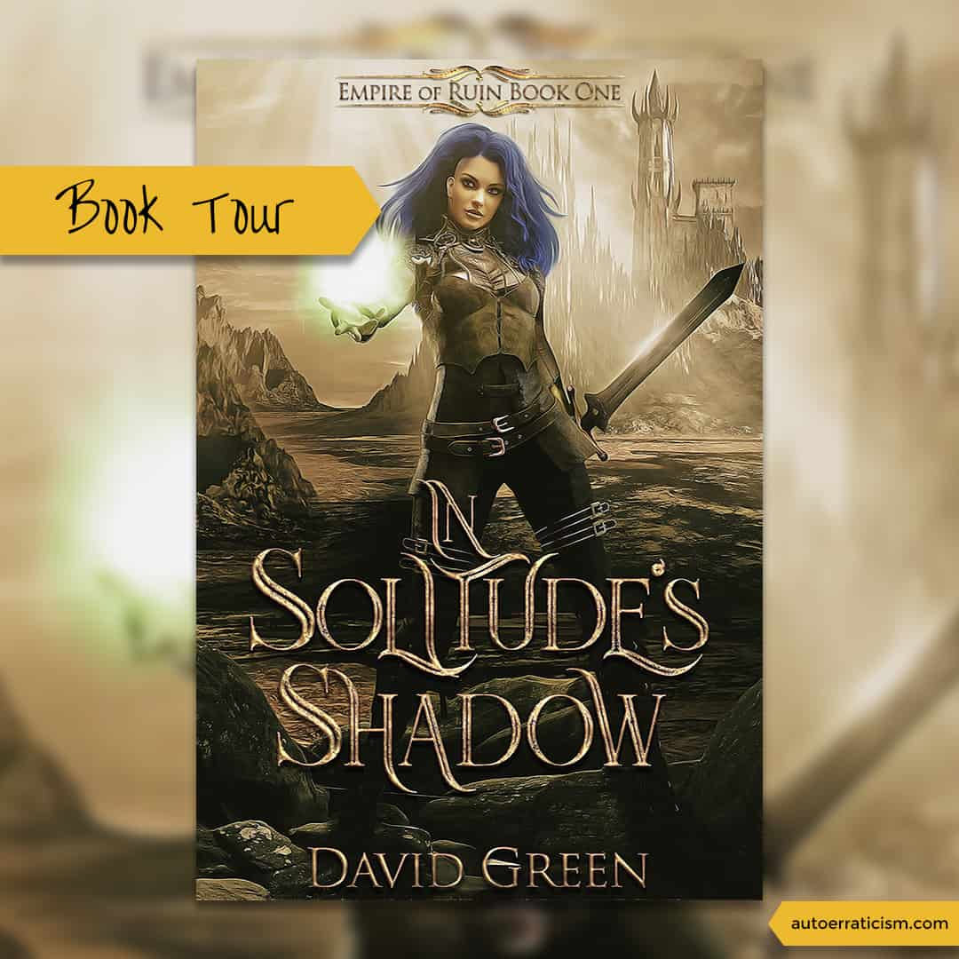 Cover for In Solitude's Shadow by David Green