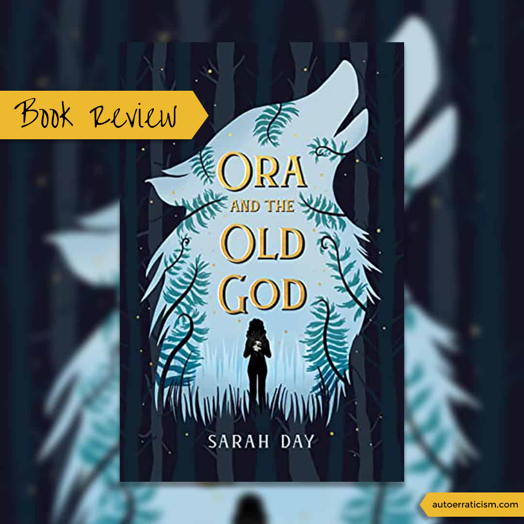 Ora and the Old God review graphic