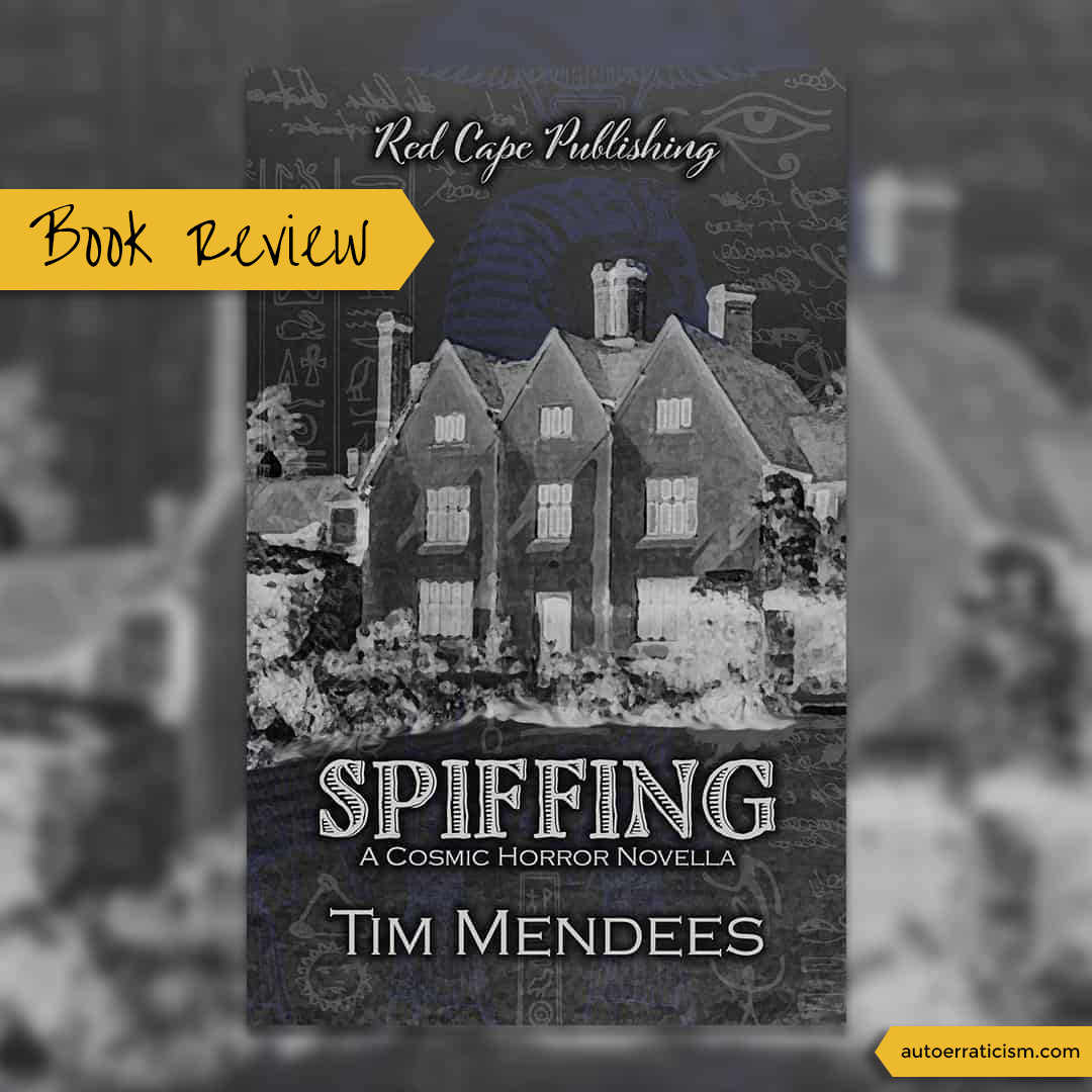 Book cover: Spiffing by Tim Mendees