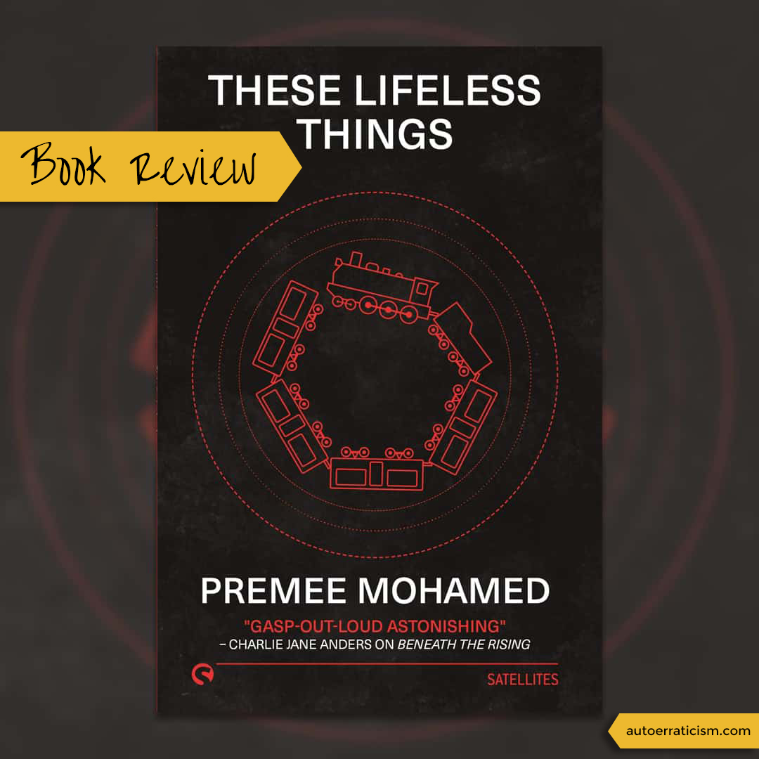 These Lifeless Things Cover Image