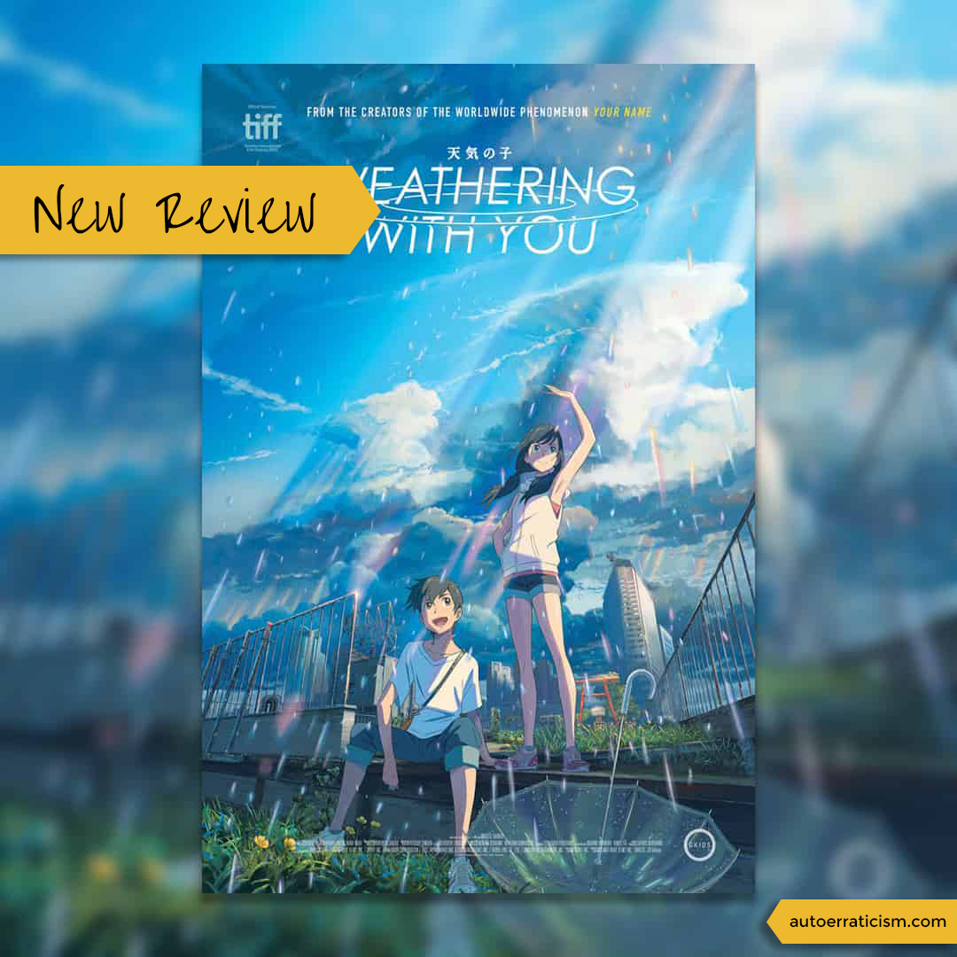 Weathering with You - Anime review